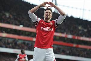 Olivier Giroud Wallpapers - Wallpaper Cave