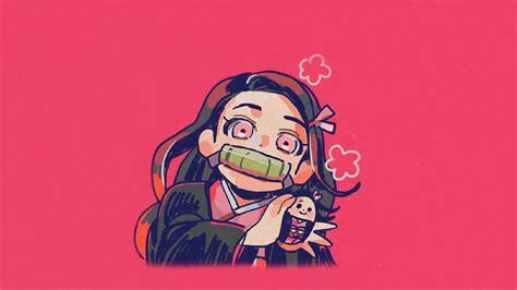 kimetsu  yaiba nezuko kamado anime  wallpaper