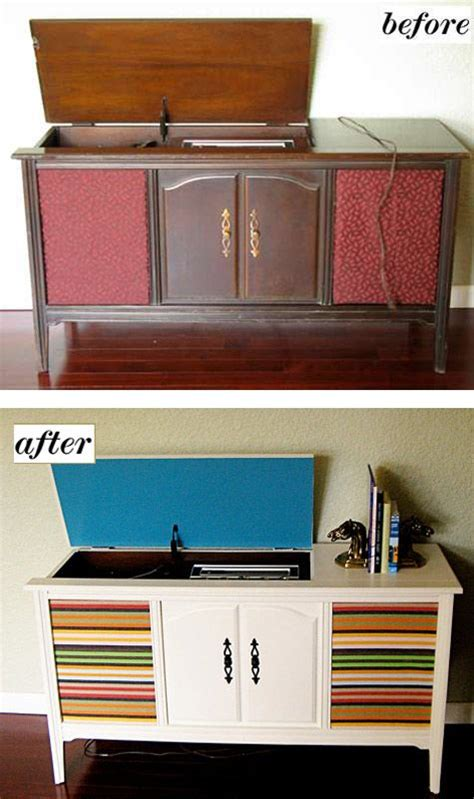 diy record player cabinet diy redo record player cabinet diy pinterest