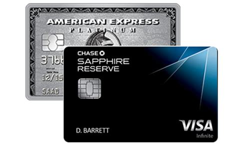 Maybe you would like to learn more about one of these? The Chase Sapphire Reserve vs The American Express Platinum Card - Upon Arriving
