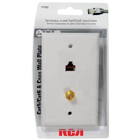 Rca Wall Plate Rj45 Connector Wiring Diagram by Cat6 Home Wiring Diagram Circuit Diagram Images