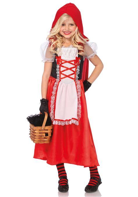 Disfraz caperucita roja niña: Disfraces niños y disfraces