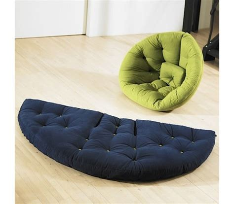 canape demi cercle fauteuil futon nest fauteuil pouf poire fauteuil pouf
