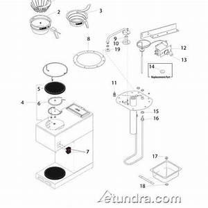 Bunn - Vpr  Vps   Vps Series Parts