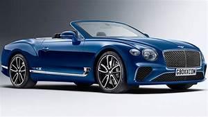 Bentley Continental 2018 Cabrio : 2018 bentley continental gt convertible youtube ~ Jslefanu.com Haus und Dekorationen