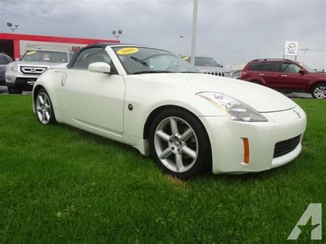 2005 Nissan 350z Convertible 2dr Roadster Enthusiast Auto