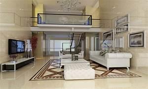 Interior Design Duplex House