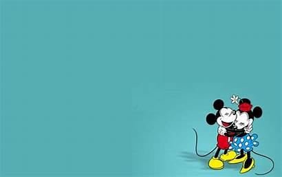 Mouse Minnie Wallpapers Mickey Cartoon Desktop Pixelstalk