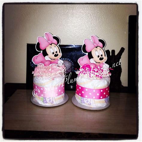 minnie mouse baby shower decorations ideas baby minnie mouse cake mini baby shower