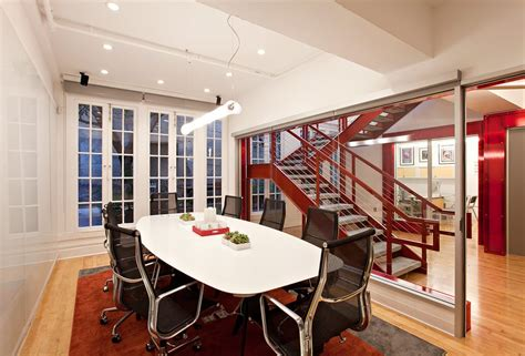 geary st conference room san francisco modern recessed