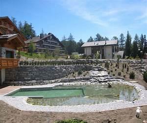 Construction Piscine Naturelle : specialiste de la piscine naturelle en suisse nicollier piscines ~ Melissatoandfro.com Idées de Décoration