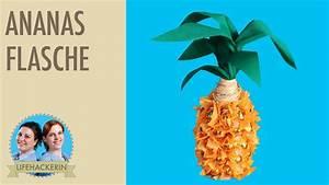Geschenke Verpacken Lustig : ananas flasche flasche als geschenk verpacken youtube ~ Frokenaadalensverden.com Haus und Dekorationen