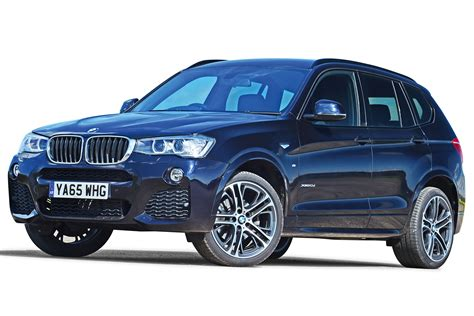 Bmw X3 Suv Review Carbuyer