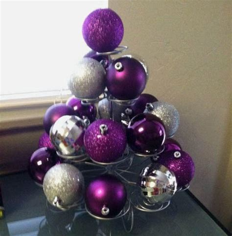 35 Breathtaking Purple Christmas Decorations Ideas