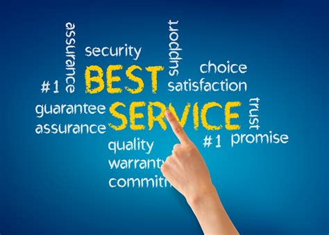 The Best Service Why The Best Customer Service Is Now Expected