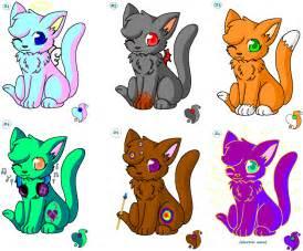Chibi Cat Adoptables