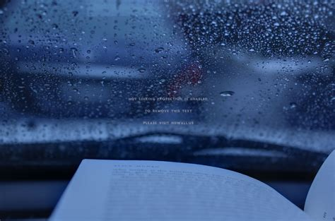 books rain  widescreen background awesome