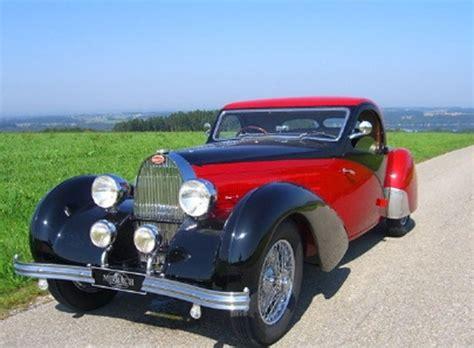 Coachwork was designed by jean bugatti; automobileweb - bugatti type 57 atalante