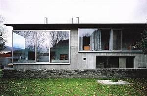 peter zumthor / architect's studio, haldenstein | zumthor ...
