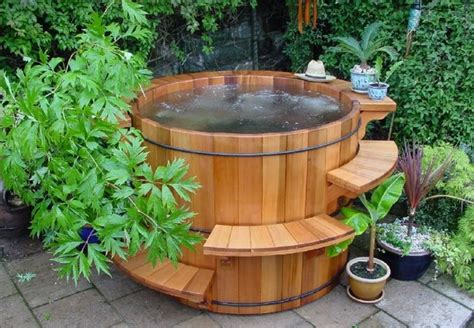 wine barrel tub 7 awesome tub materials for luxury bathrooms maison