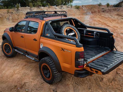 Modifikasi Chevrolet Colorado by Chevrolet Colorado Xtreme Tang Ganas Dan Siap