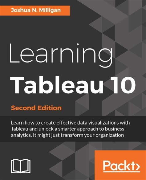 Learning Tableau 10  Second Edition  Packt Books