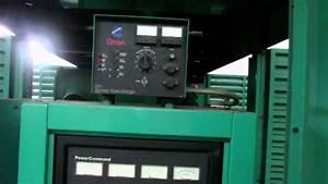 Cummins Kta19-g4 500kw Generator Set