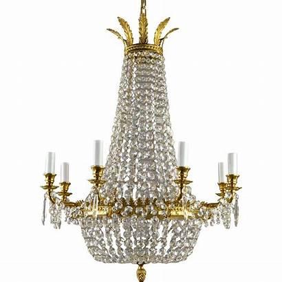 Chandelier Crystal Bronze Italian Chandeliers Lighting Foyer