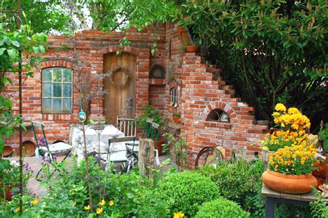 Holz Deko Garten by Holz Deko Im Garten