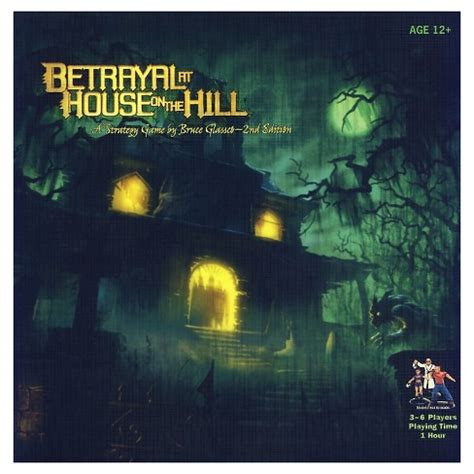 betrayal at house on the hill betrayal at house on the hill board target