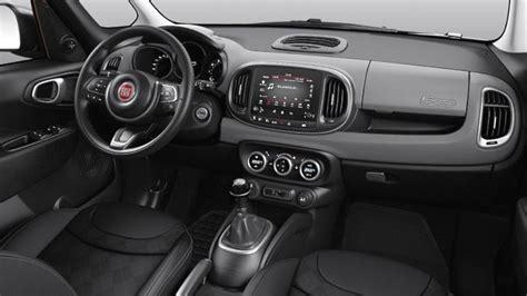 500 L Interni by Dimensioni Fiat 500l 2017 Bagagliaio E Interni