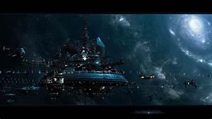 Alexwild_deviantart_com sci-fi futuristic space spaceships ...
