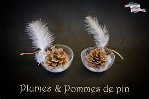 Que Faire Avec Des Pommes De Pin Pour Noel : diy d co de table de no l parce que la nature est or s ve d co ~ Voncanada.com Idées de Décoration