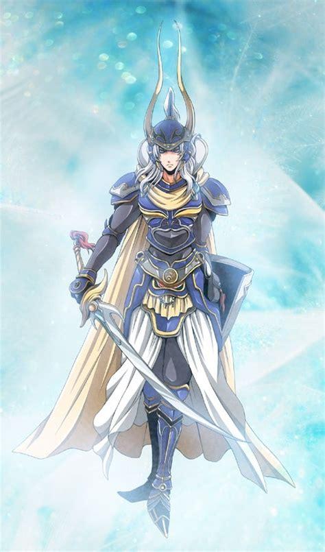 warrior of light pin warrior of light lilzeu de on