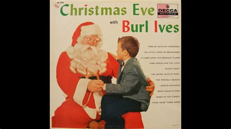 ''have A Holly Jolly Christmas''(burl Ives)'cover' By..max