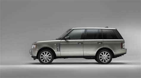 land rover 2010 range rover 2010 first official photos by car magazine