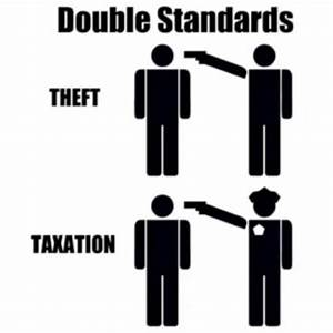 Taxation Is Theft Know Your Meme