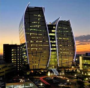 Admire The Norton Rose Fulbright South Africa Building At