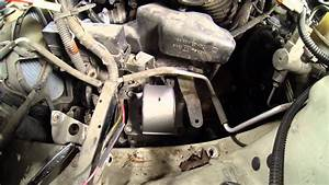 1996 Nissan Altima Transmission Mount Replacement
