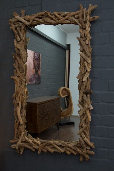 wandspiegel mit rahmen wandspiegel gro 223 holz teak 196 ste 180x110cm spiegel rahmen designer thailand neu ebay