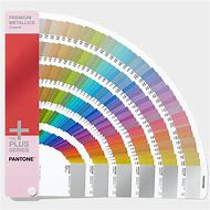 Premium Metallic Pantone Color Chart