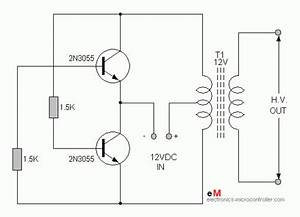 12 volts is all we need to power the world press core With scrap heap circuit diagram also 12v to 220v inverter circuit diagram