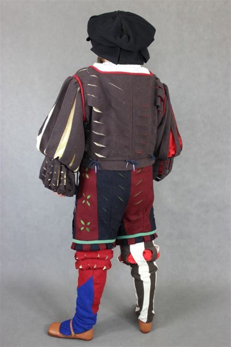 16th century Outfit   Landsknecht » Man's Clothing