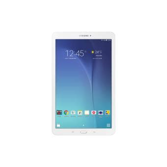 tablette samsung galaxy tab e 9 6 quot 8 go 3g blanche tablette tactile achat prix fnac