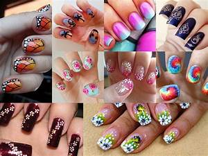 Cute beautiful nail art for all occasions party wedding