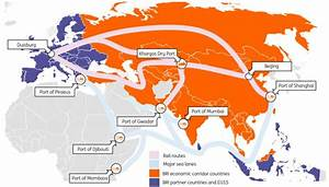 New report addresses the impacts of Belt and Road in trade ...
