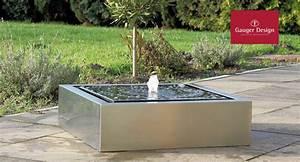 Hochbeet Für Terrasse : edelstahlbrunnen corvin f r terrasse oder garten ~ Sanjose-hotels-ca.com Haus und Dekorationen