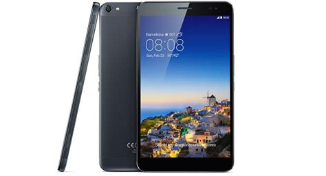 huawei 7 inch phone mwc 2014 huawei mediapad x1 lightest 7 inch tablet with