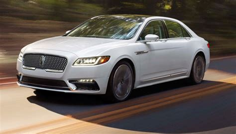 Luxury Chauffeur Service by Ford Launches Lincoln Luxury Chauffeur Service Theluxecaf 233