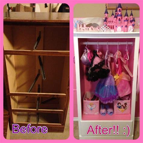 diy dress up closet bedrooms
